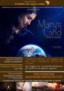 Ottobre 2015 - Film - La terra di Maria