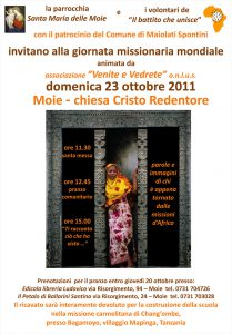 Ottobre 2011 - Giornata-missionaria