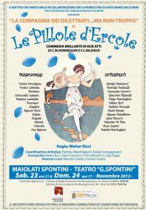 Novrembre 2013 - Le pillole d'Ercole