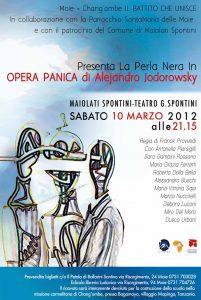 Marzo 2012 - Opera-panica
