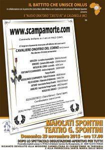 Novembre 2015 - www.scampamorte.com