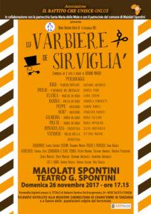 Lu Varbiere de Sirviglia' - Maiolati - Sito